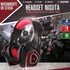 HEADSET NISUTA GAMER 2.0