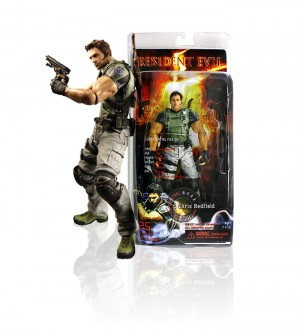 CHRIS REDFIELD (RESIDENT EVIL 5)