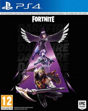 FORNITE DARKFIRE BUNDLE