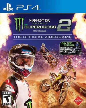 MONSTER ENERGY SUPER CROSS 2