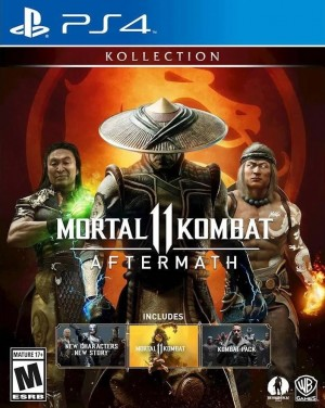 MORTAL KOMBAT 11 AFTERMATH KOLLECTION
