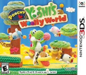 POCHY AND YOSHIS WOOLLY WORLD