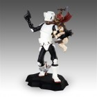SCOUT TROOPER EWOK ATTACK (STAR WARS ANIMATED)